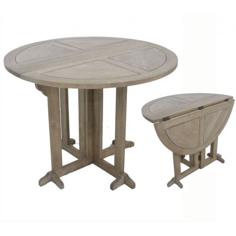 Table Style Campagne Bois Massif Cottage   www.cosy-home-design.fr