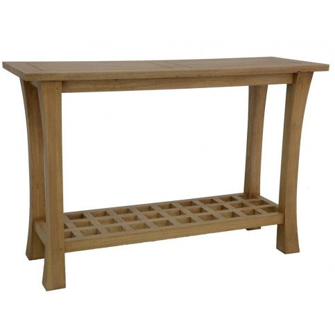 Console Style Asiatique Bois Massif Ying | www.cosy-home-design.fr