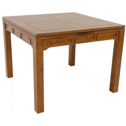 Table de Repas Style Ethnique Bois Massif Aloha | www.cosy-home-design.fr