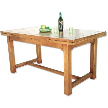 Table de Repas Style Campagne Bois Massif Valley | www.cosy-home-design.fr
