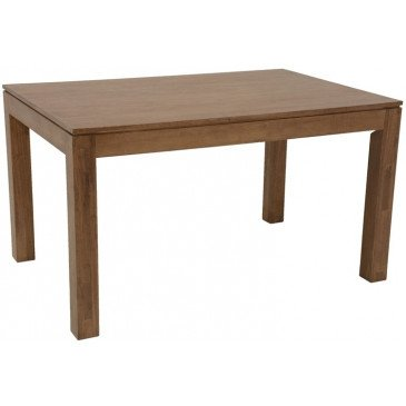 Table de Repas Style Contemporain Bois Massif Mahon | www.cosy-home-design.fr
