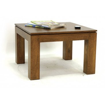 Table Basse Style Classique Bois Massif Bruges | www.cosy-home-design.fr