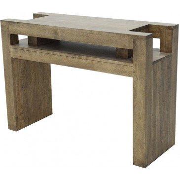 Console Style Contemporain Bois Massif Mahon | www.cosy-home-design.fr