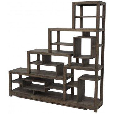 Meuble Escalier Style Contemporain Bois Massif Mahon | www.cosy-home-design.fr