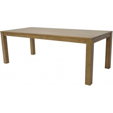 Table de Repas Style Campagne Bois Massif Valley   www.cosy-home-design.fr