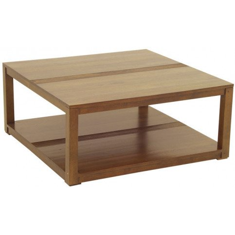 Table Basse Style Ethnique Bois Massif Macenta | www.cosy-home-design.fr