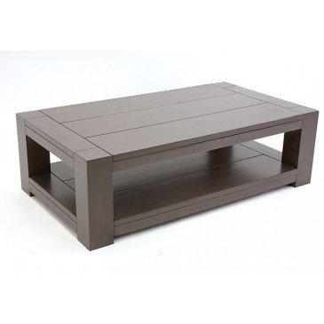 Table Basse Style Contemporain Bois Massif Tallin   www.cosy-home-design.fr