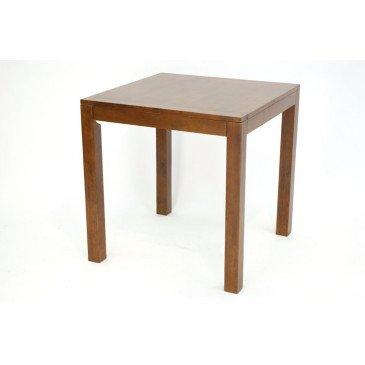 Table de Bar Style Scandinave Bois Massif Skur | www.cosy-home-design.fr