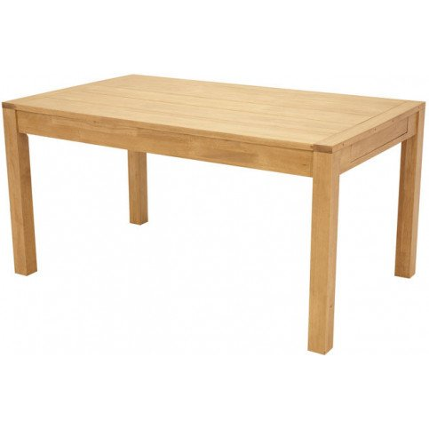 Table de Repas à rallonges Style Contemporain Bois Massif Tribeca   www.cosy-home-design.fr
