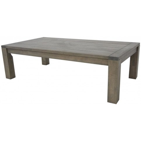 Table Basse Style Contemporain Bois Massif Tribeca | www.cosy-home-design.fr