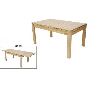 Table de Repas Style Classique Bois Massif Adour | www.cosy-home-design.fr