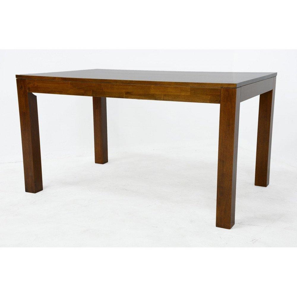 Table de Repas Style Scandinave Bois Massif Skur | www.cosy-home-design.fr