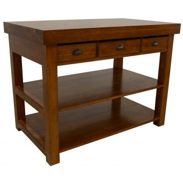 Console Style Scandinave Bois Massif Skur | www.cosy-home-design.fr