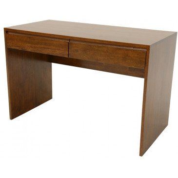 Console Style Scandinave 2 Tiroirs Bois Massif Skur | www.cosy-home-design.fr