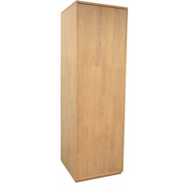 Armoire Style Scandinave Bois Massif Skur | www.cosy-home-design.fr
