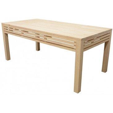 Table à Manger Style Classique Bois Massif Orléans | www.cosy-home-design.fr