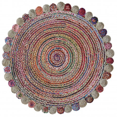 Tapis Accra Multicolore 120