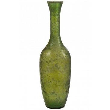 Vase Haut Verre Vert